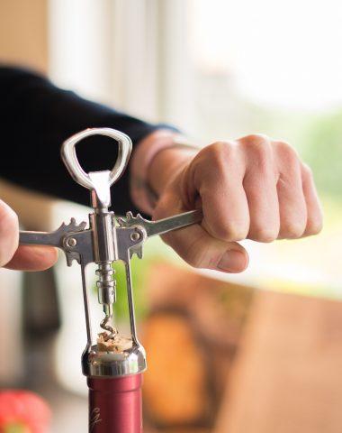 Vývrtky na víno – typy, rady a zajímavosti