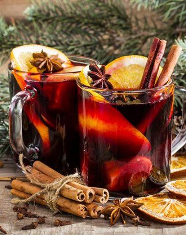 Svařené víno – historie, léčivé účinky, recept