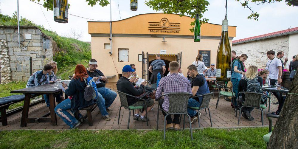 Letní otevřené sklepy Dolní Dunajovice a Březí 2020
