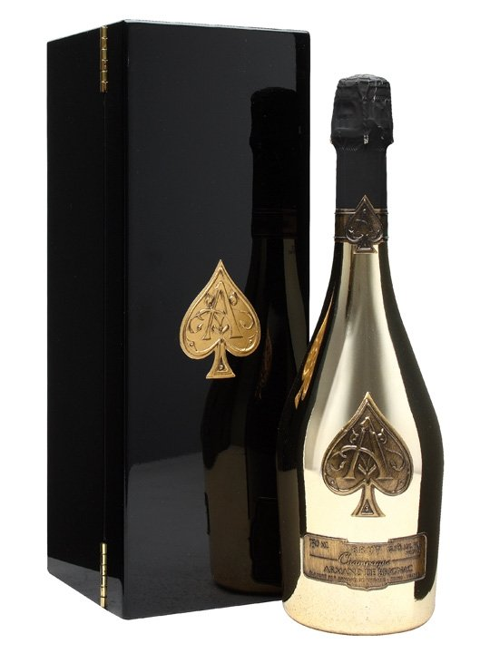 Armand De Brignac Gold Brut 0,75l 12,5% GB