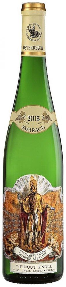 Knoll Riesling Ried Loibenberg Smaragd 2013 0,75l 11,5%