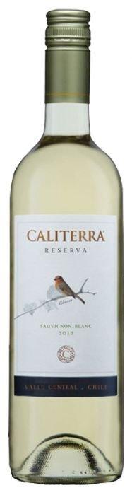Caliterra Reserva Sauvignon Blanc 2015 0,75l 13,5%