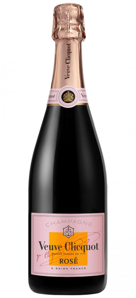 Veuve Clicquot Rose 0,75l 12%