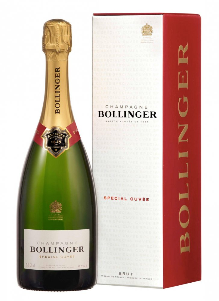 Bollinger Special Cuvée 0,75l 12%