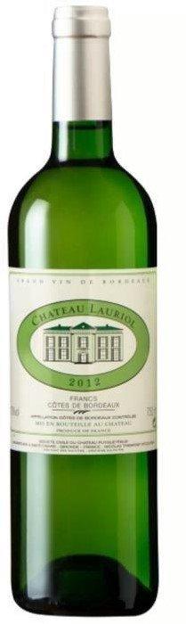 Chateau Lauriol Blanc 2012 0,75l 13%