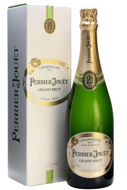Perrier Jouët Grand Brut 0,75l 12,5% GB