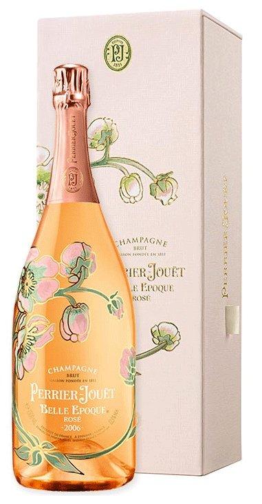 Perrier Jouët Cuvée Belle Epoque Rose 2010 0,75l 12,5% GB