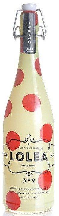 Sangria LOLEA No.2 White Frizzante 0,75l 7%
