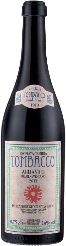 Tombacco Aglianico Del Beneventano 2017 0,7l 14%