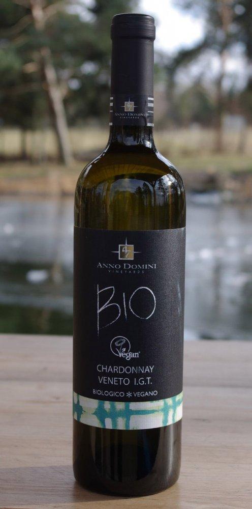 Anno Domini Bio Vegan Chardonnay Veneto IGT 0,75l 12%