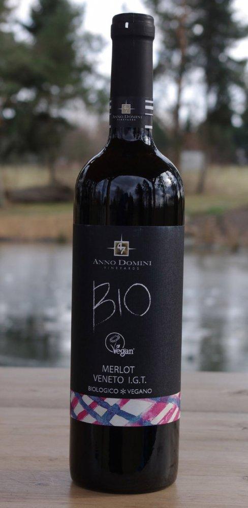 Anno Domini Bio Vegan Merlot Veneto IGT 0,75l 12%