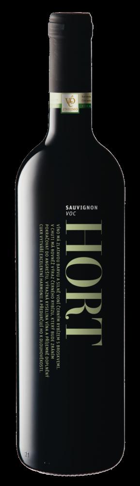 Hort Sauvignon VOC Znojmo 2016 0,75l 12%
