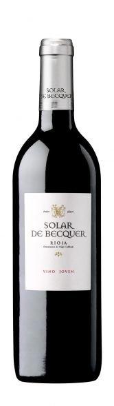 Solar De Becquer Joven Rioja Tempranillo 0,75l 13%