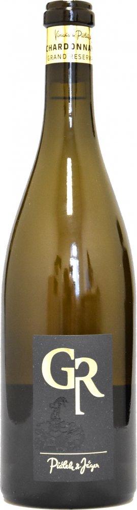 Piálek & Jäger Chardonnay Gran Reserva No.3 Pozdní sběr 2015 0,75l 14%
