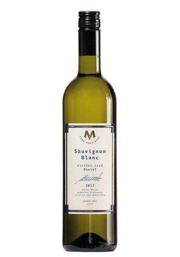 Marcinčák Sauvignon Blanc 0,75l Pozdní sběr 2017 0,75l 11,5%