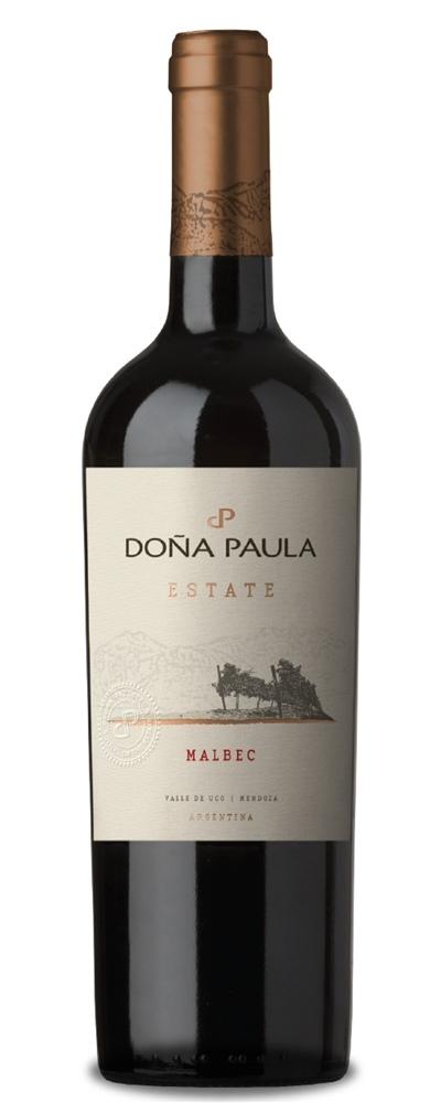 Doňa Paula Estate Malbec 2017 0,75l 13,5%