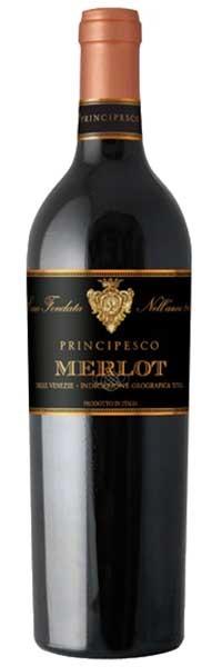 Principesco Merlot Terre Siciliane IGT 2017 0,75l 13%