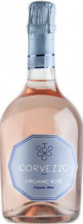 Corvezzo Organic Rosé Spumante Brut 0,75l 11,5%