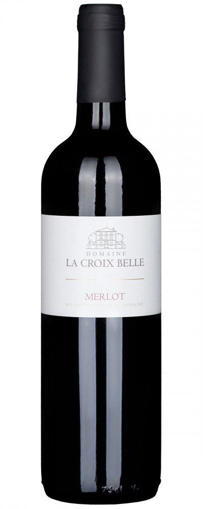 La Croix Belle Merlot Le Cépage 2017 0,75l 13,5%