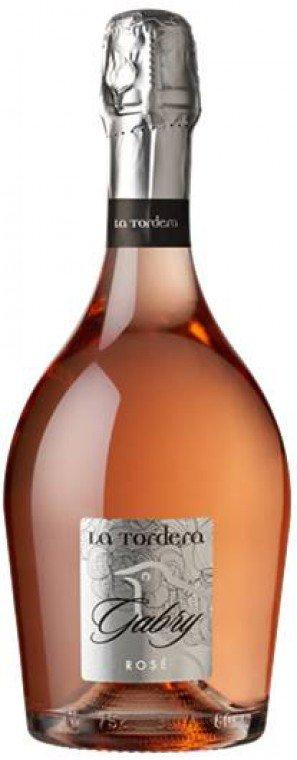 La Tordera Gabry Rosé Spumante Brut 0,75l 12%