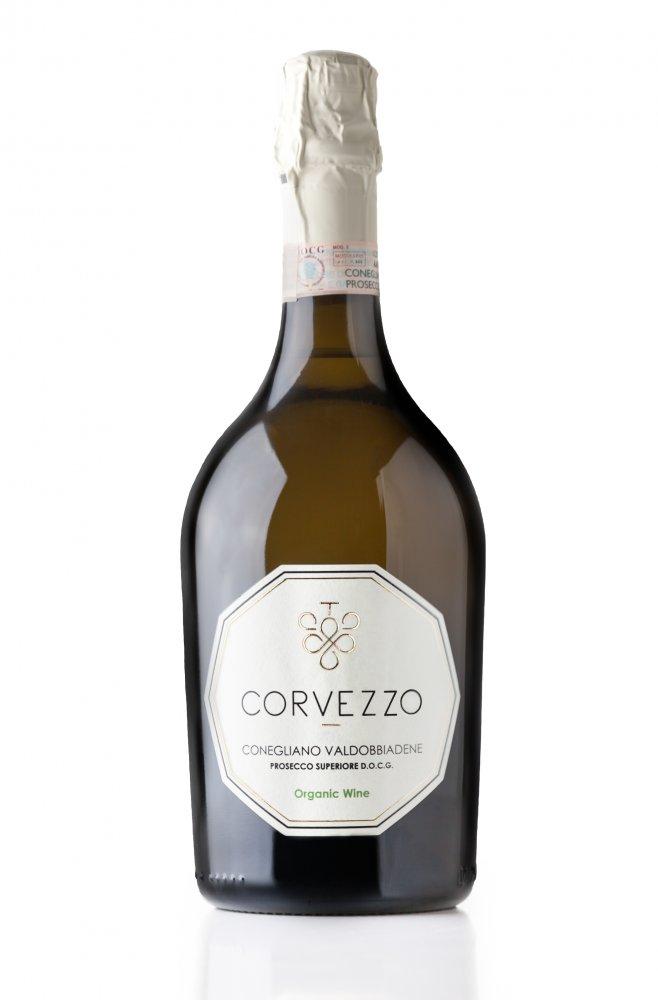 Corvezzo Conegliano Valdobbiadene Prosecco Superiore DOCG Brut 0,75l 11,5%