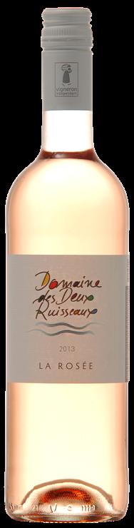 Domaine des Deux Ruisseaux La Rosée IGP 2018 0,75l 13%