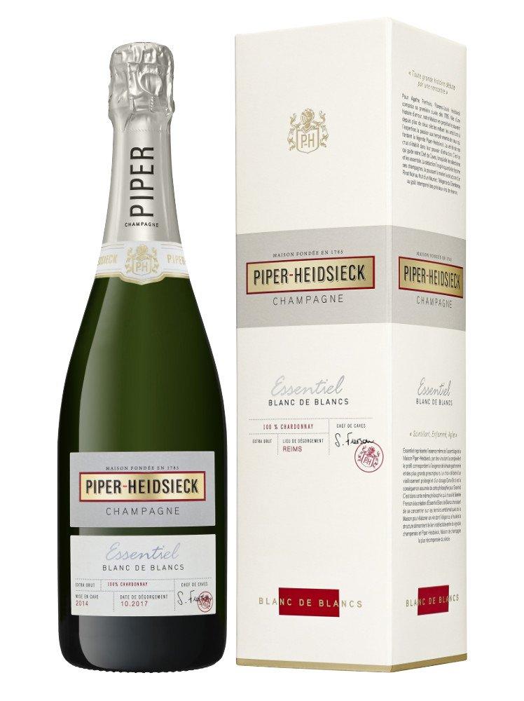 Piper Heidsieck Essentiel Blanc De Blanc Extra Brut 0,75l 12%
