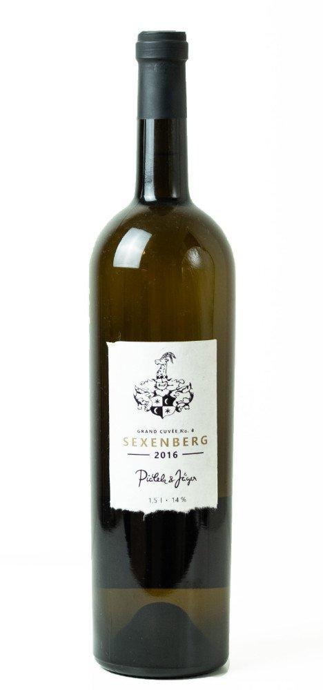 Piálek & Jäger MAGNUM Grand Cuvée Sexenberg No.8 Moravské zemské víno 2016 1,5l 14% L.E.