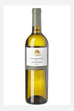 Sonberk Chardonnay & Pinot Gris Pozdní sběr 2016 0,75l 13,5%