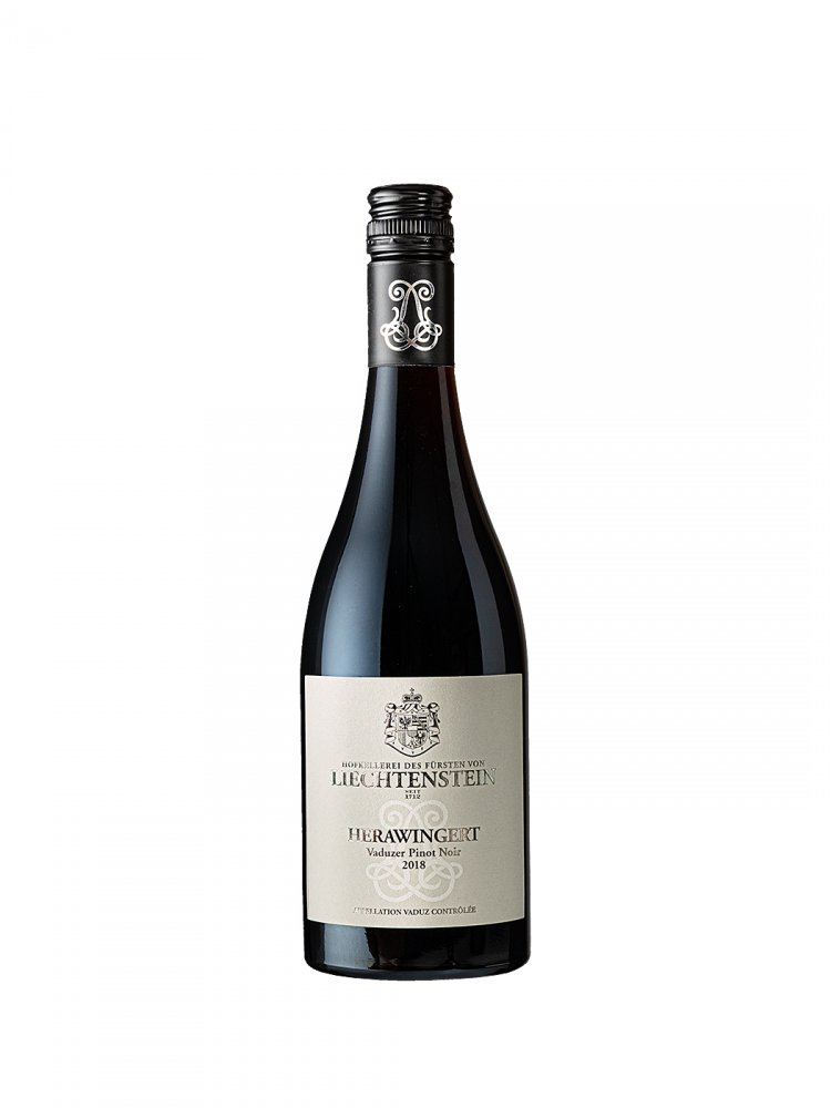 Vaduzer Pinot Noir Herawingert 2017 0,75l 13,5%