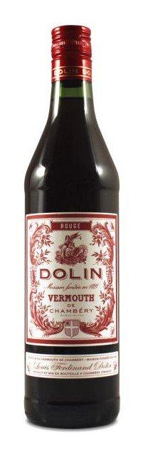 Dolin Vermouth de Chambéry Rouge 0,75l 16%