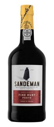 Sandeman Porto Ruby 0,75l 19,5%