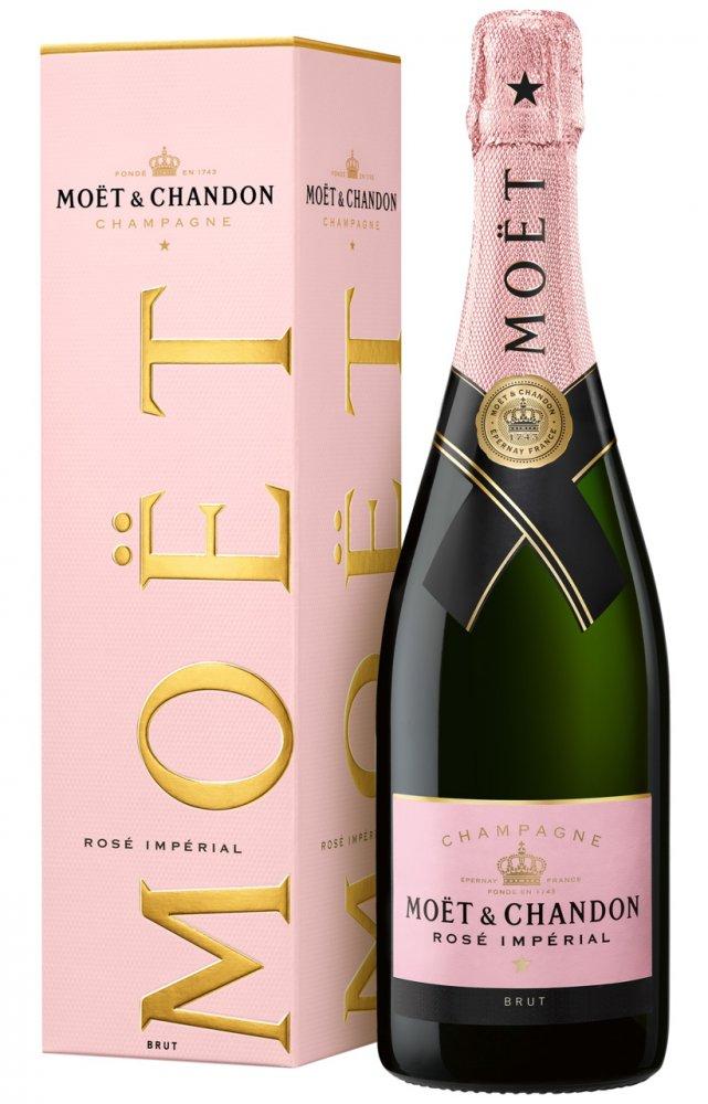 Moët & Chandon Impérial Rose 0,75l 12% GB