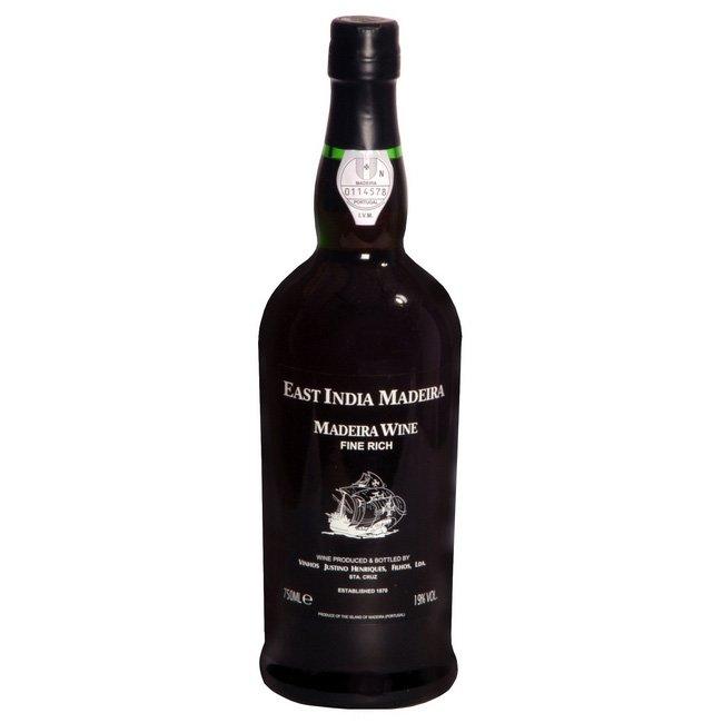 Justinos Fine Rich Madeira 3y 0,75l 18%