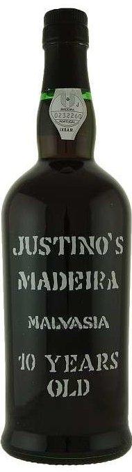 Justinos Malvasia Madeira 10y 0,75l 22%