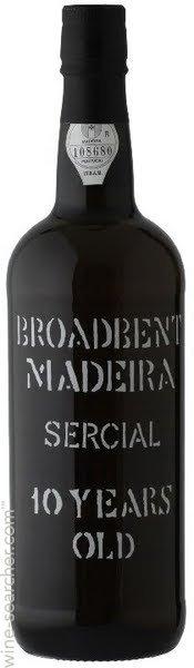 Justinos  Sercial Madeira 10y 0,75l 22%