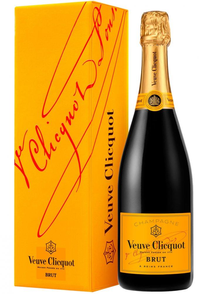 Veuve Clicquot Brut 0,75l 12% GB