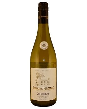 Domaine Blomac Chardonnay 2017 0,75l 13%