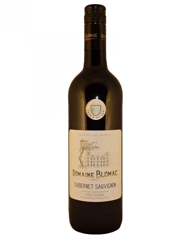 Domaine Blomac Cabernet Sauvignon 2016 0,75l 12%