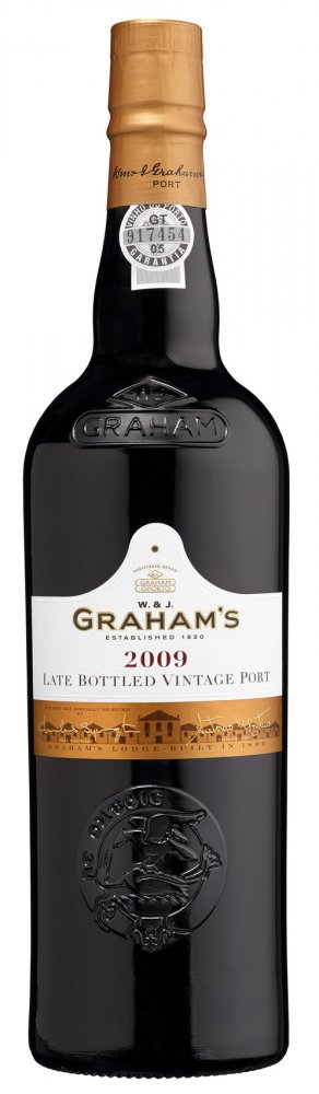 Graham's Port Wine Porto Tawny 2011 1l 20%