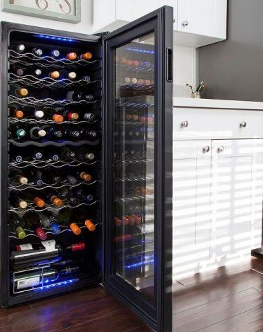 Chladničky na víno – sklep kdekoliv chcete