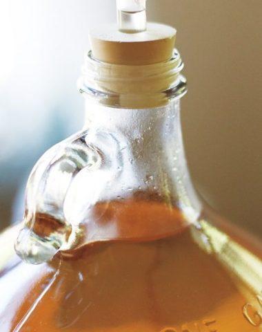 Postup při domácí výrobě vína