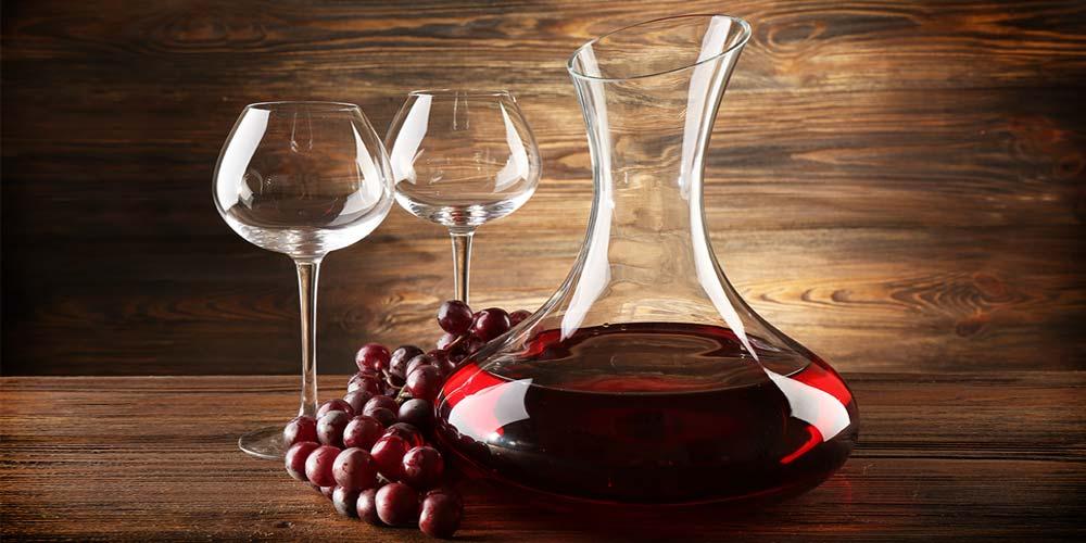 Karafy na víno
