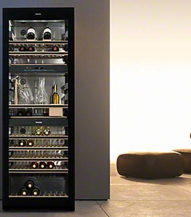 Lednice na víno – jak vybrat vhodnou variantu