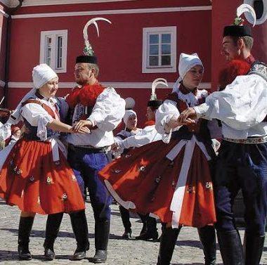 Slavnosti vína v Uherském Hradišti