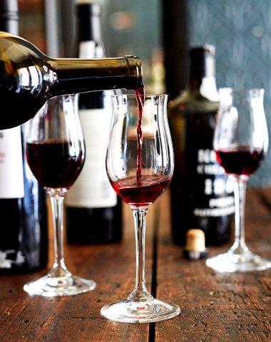 Co je fortifikované víno?